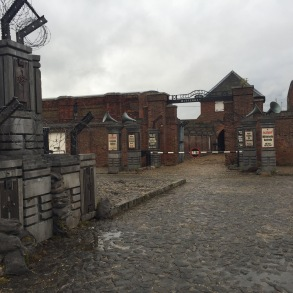 Location: Tilbury Fort