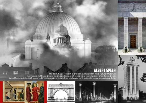 SS-GB Nazi architecture