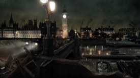 VFX Concept Westminster Bridge